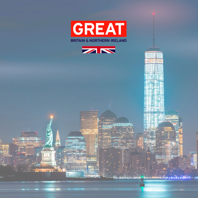 Roger Smith to make major technical announcement at the UK Government's 'Designing Our Future' event, New York, 2-4 April